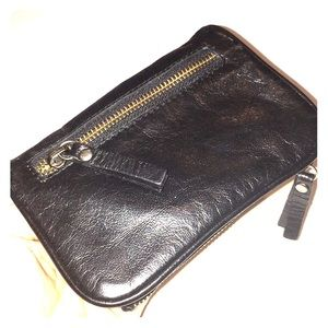 TANO Exclusively for Barneys NY black wallet